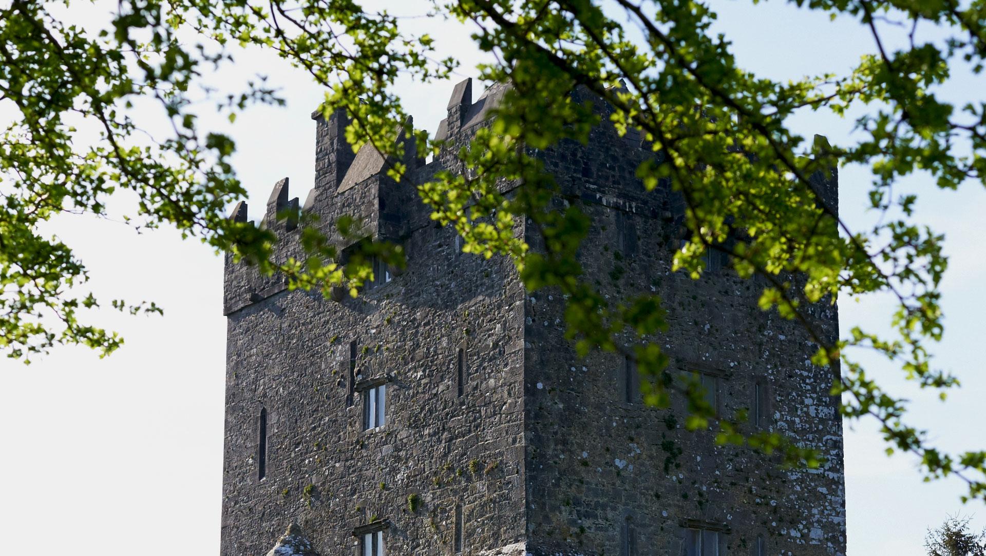 aughnanure-castle