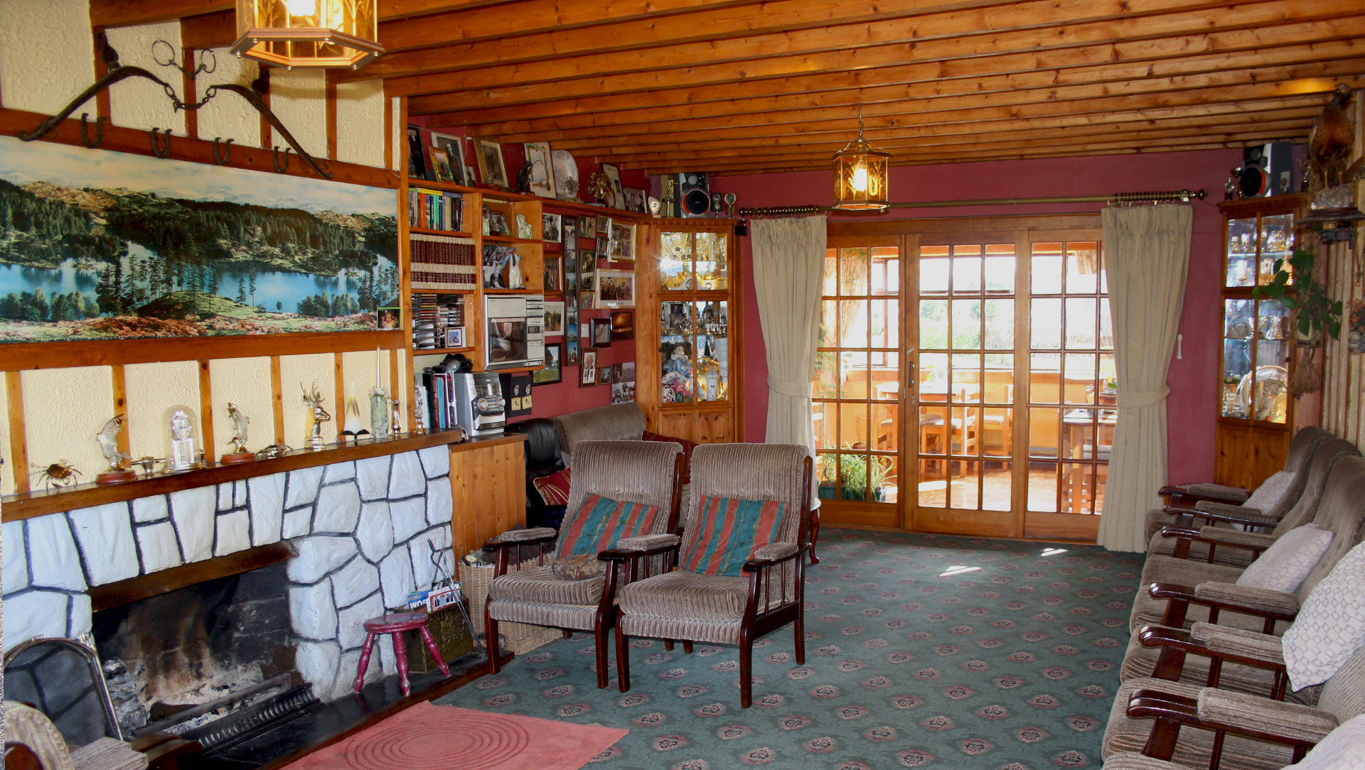lodge-room